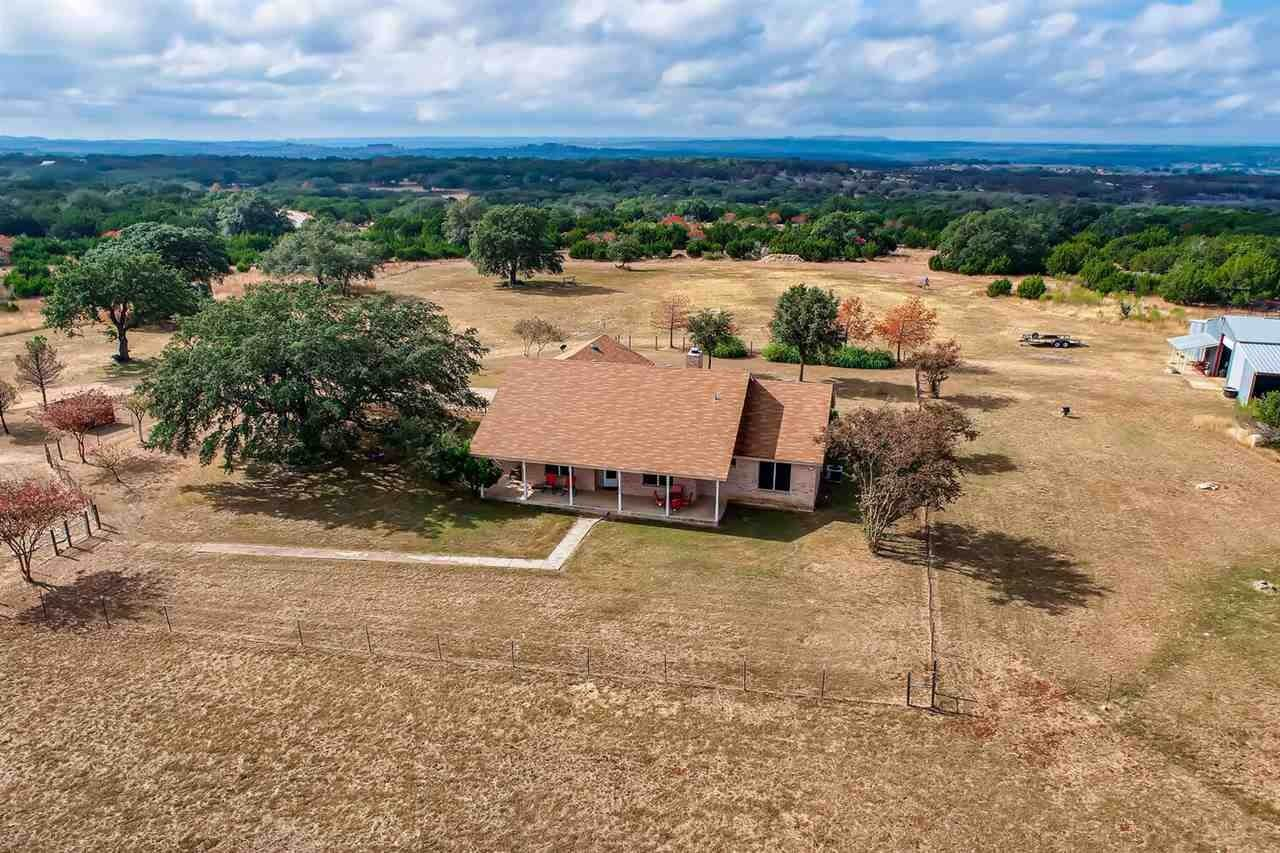 Single Family Homes for Sale at 312 NW Lost Oaks Trail Johnson City, Texas 78636 United States