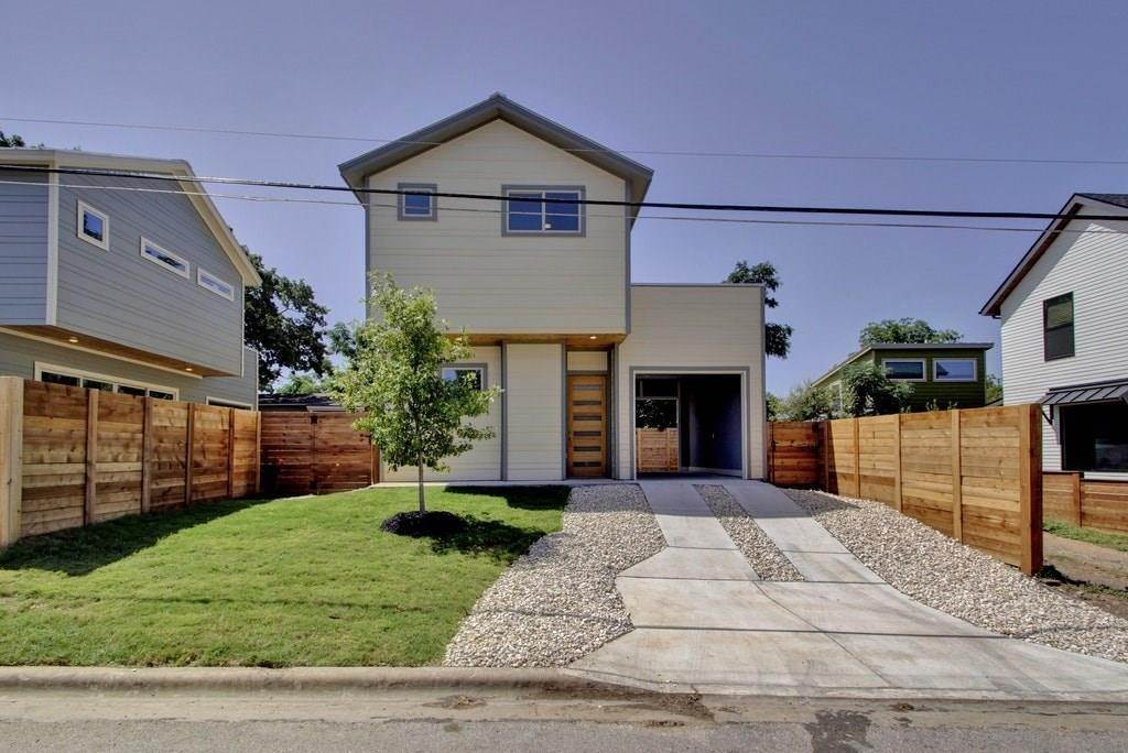 Residential at 1310 Cedar Avenue Unit B Austin, Texas 78702 United States
