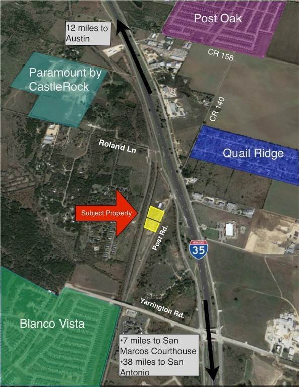 Single Family Homes por un Venta en Post Road Kyle, Texas 78640 Estados Unidos