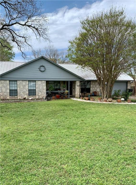 Single Family Homes por un Venta en 535 Sendero Verde Street Manchaca, Texas 78652 Estados Unidos