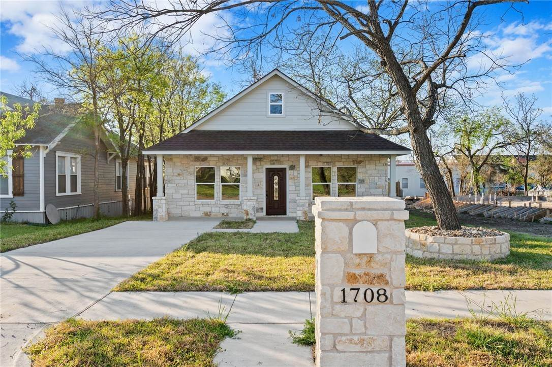 Single Family Homes por un Venta en 1708 Proctor Avenue Waco, Texas 76708 Estados Unidos