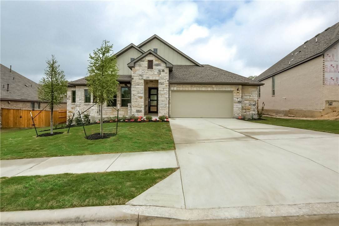 Single Family Homes por un Venta en 149 WADING RIVER Lane Kyle, Texas 78640 Estados Unidos