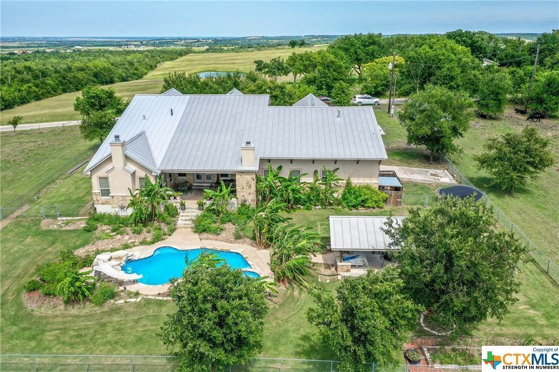 Residential for Sale at 441 Herrmann Hill Kingsbury, Texas 78638 United States