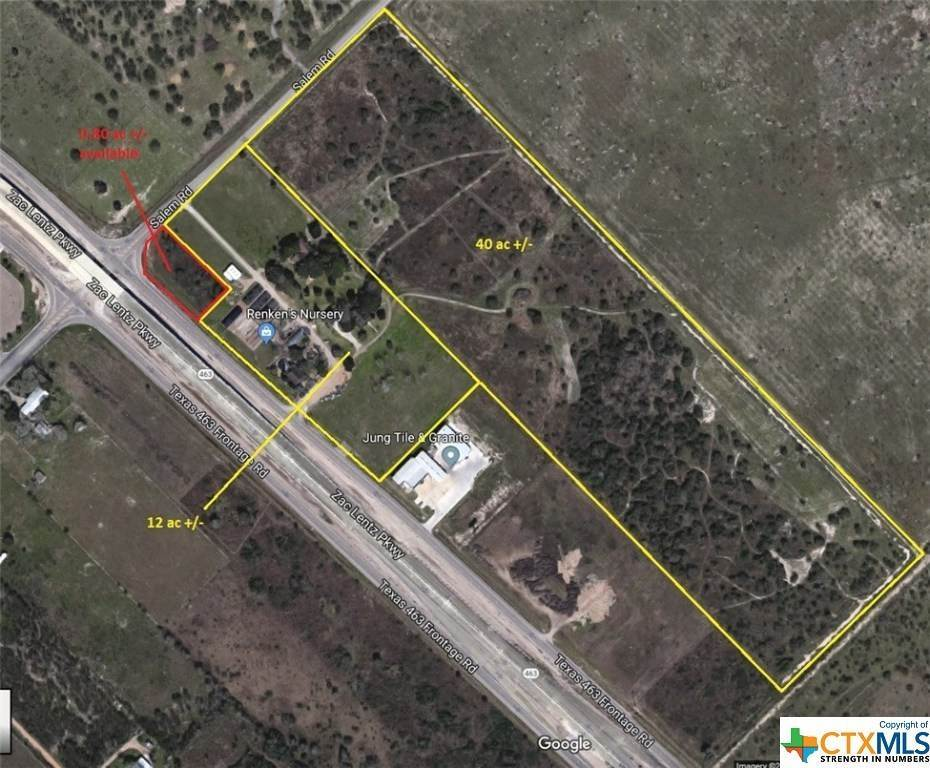 Commercial for Sale at Loop 463 North East Zac Lentz Parkway Victoria, Texas 77904 United States