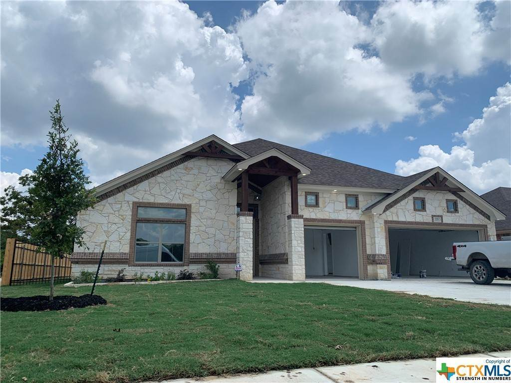 Residencial por un Venta en 256 Pecan Meadow Lane Harker Heights, Texas 76548 Estados Unidos