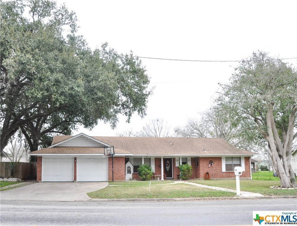 Residential for Sale at 1208 Terrell Street Cuero, Texas 77954 United States