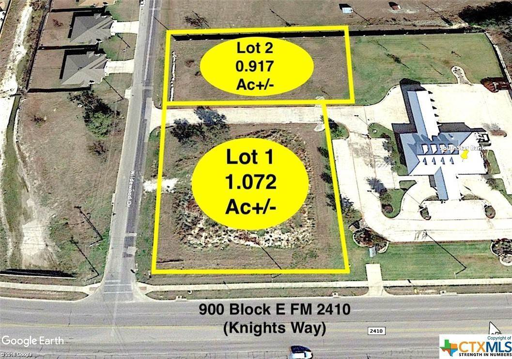 Comercial por un Venta en 903 FM 2410 (Knights) Way Harker Heights, Texas 76548 Estados Unidos