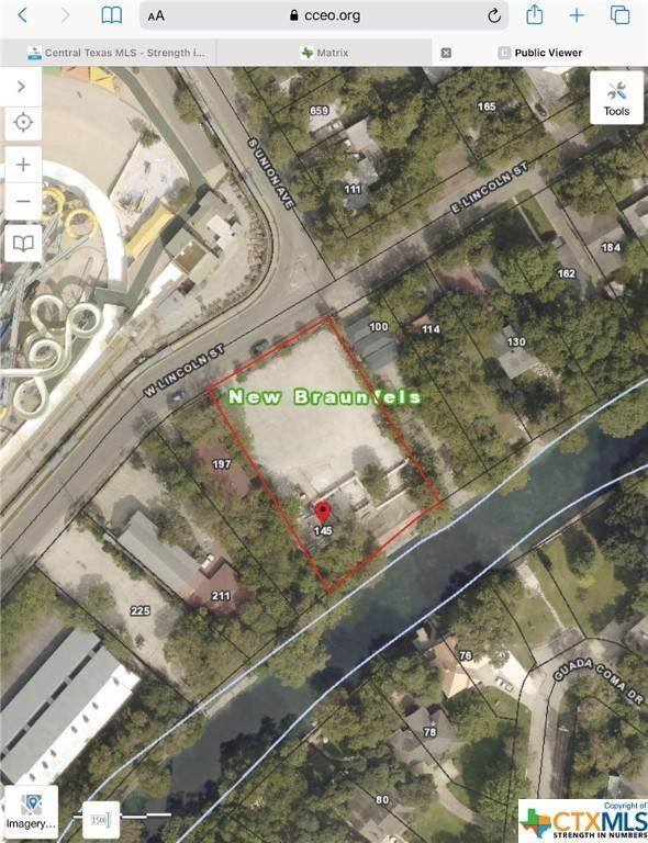 Commercial for Sale at 145 Lincoln Street New Braunfels, Texas 78130 United States