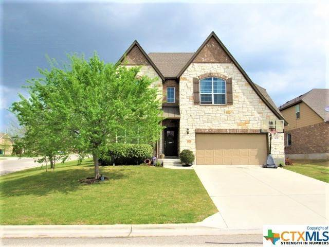 Residencial por un Venta en 801 Green Meadows Drive Harker Heights, Texas 76548 Estados Unidos