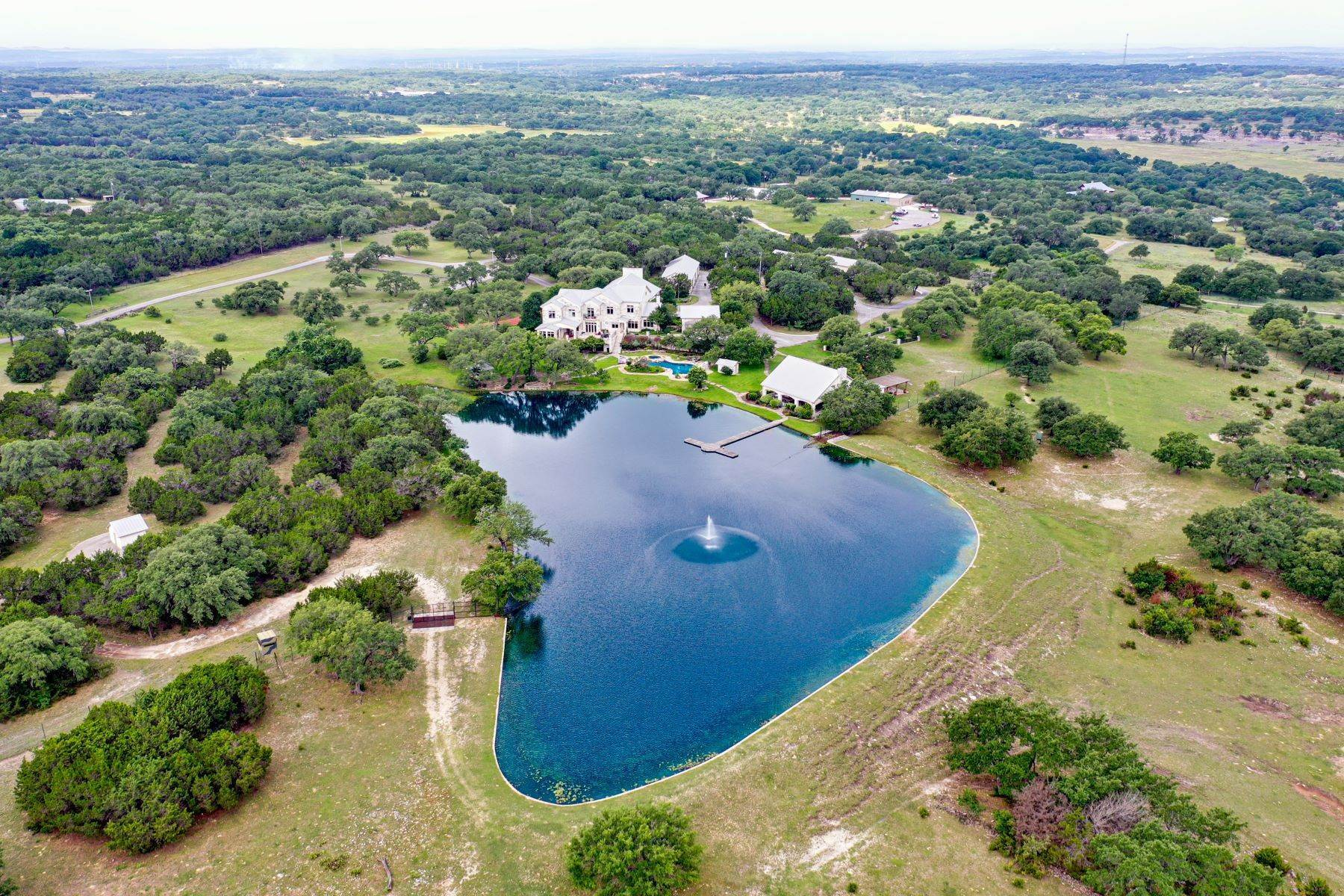 33. Farm and Ranch Properties at 1587 Limestone Ledge Spring Branch, Texas 78070 United States