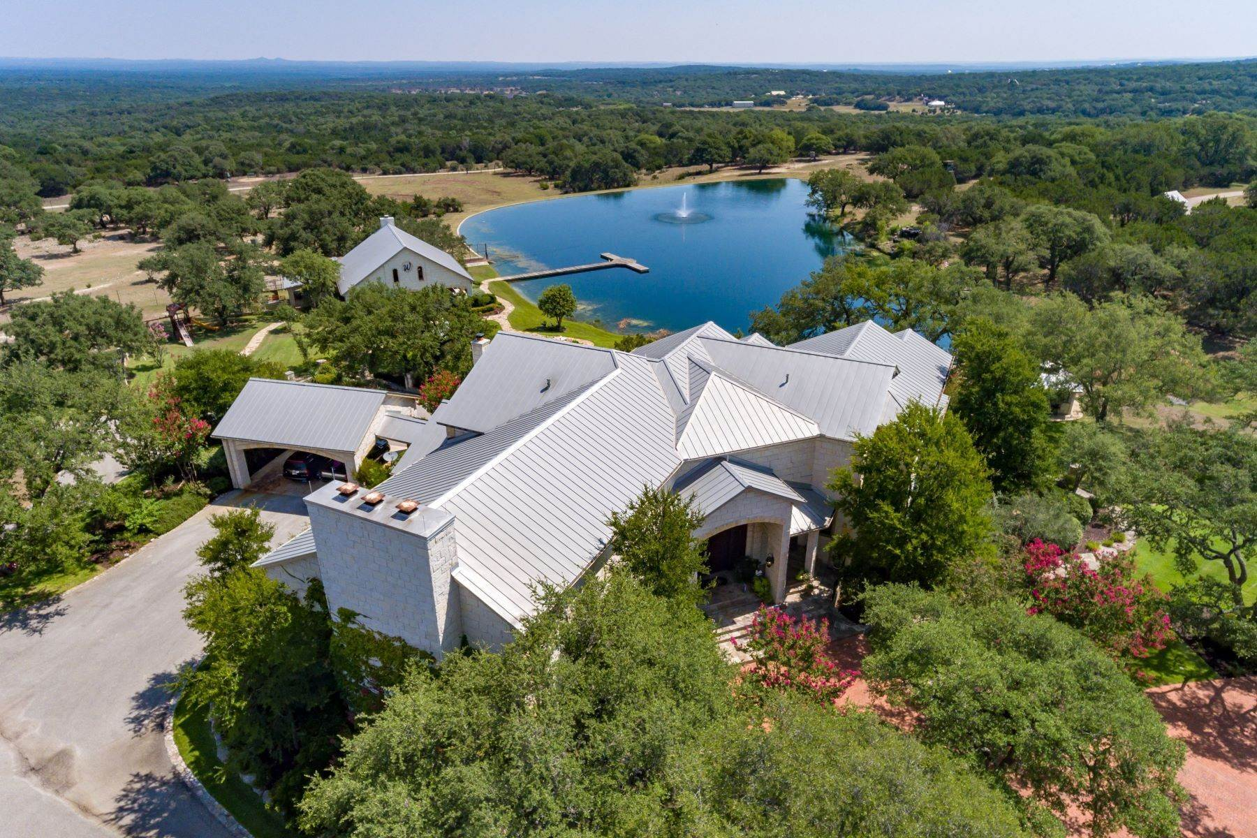 30. Farm and Ranch Properties at 1587 Limestone Ledge Spring Branch, Texas 78070 United States