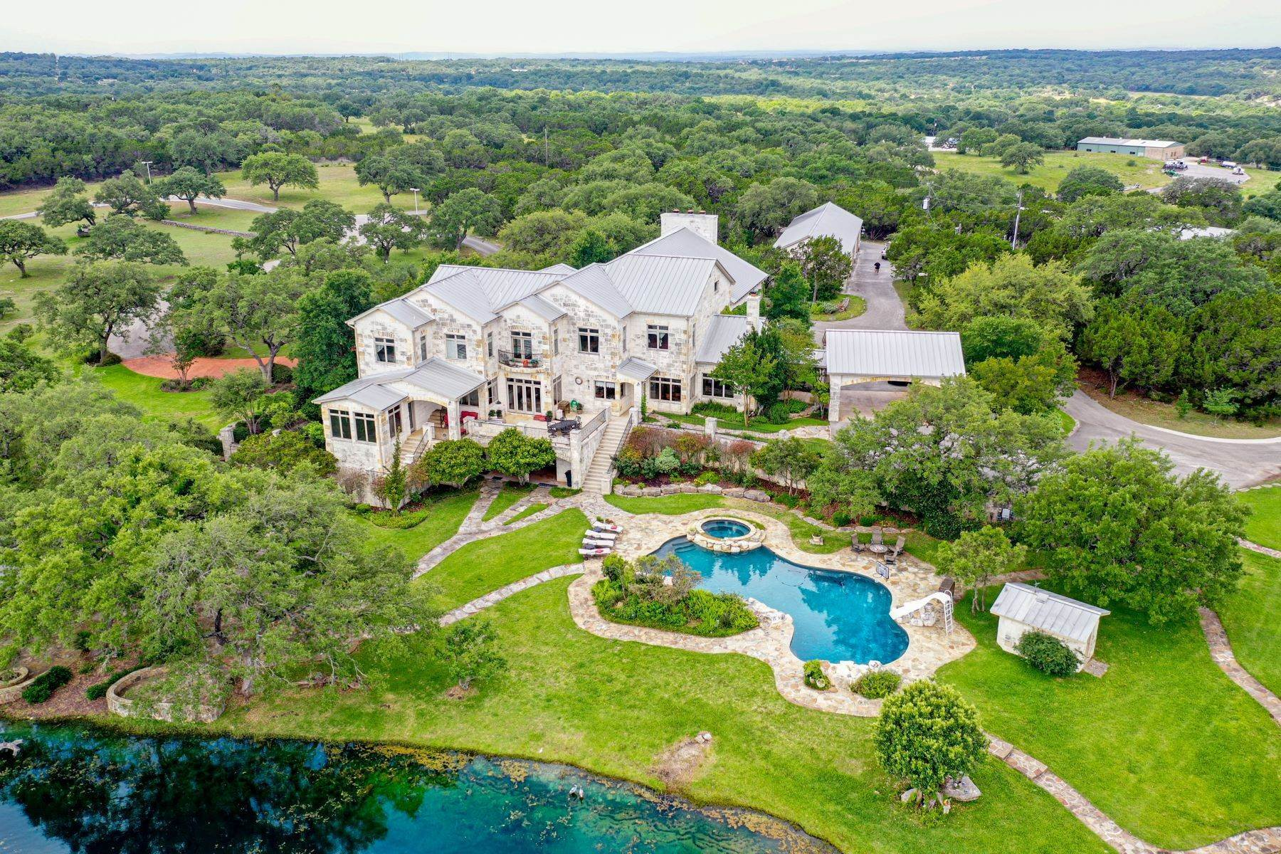 29. Farm and Ranch Properties at 1587 Limestone Ledge Spring Branch, Texas 78070 United States