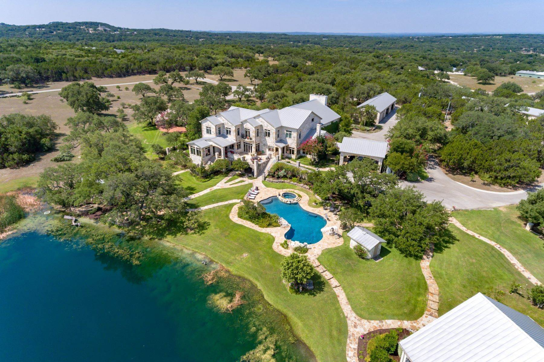 31. Farm and Ranch Properties at 1587 Limestone Ledge Spring Branch, Texas 78070 United States