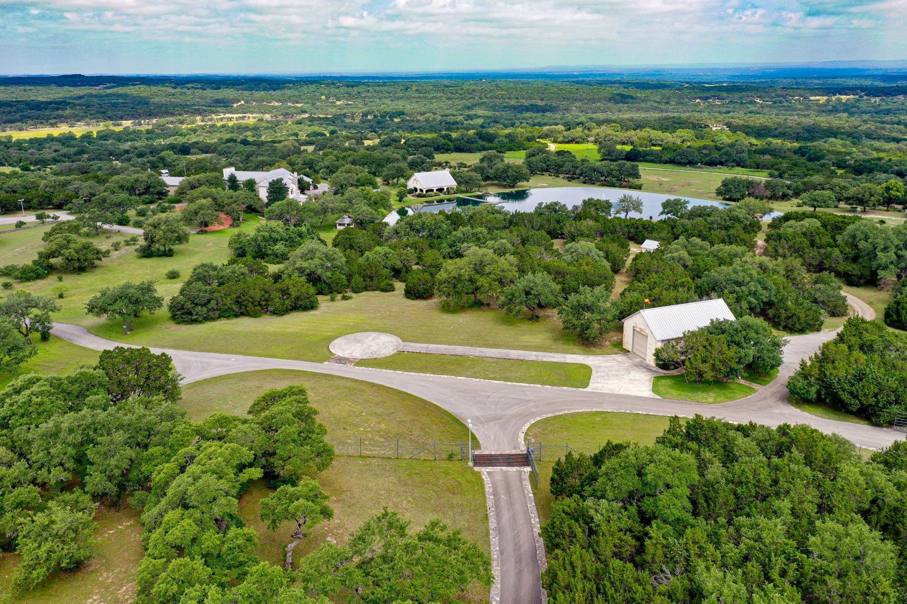 35. Farm and Ranch Properties at 1587 Limestone Ledge Spring Branch, Texas 78070 United States