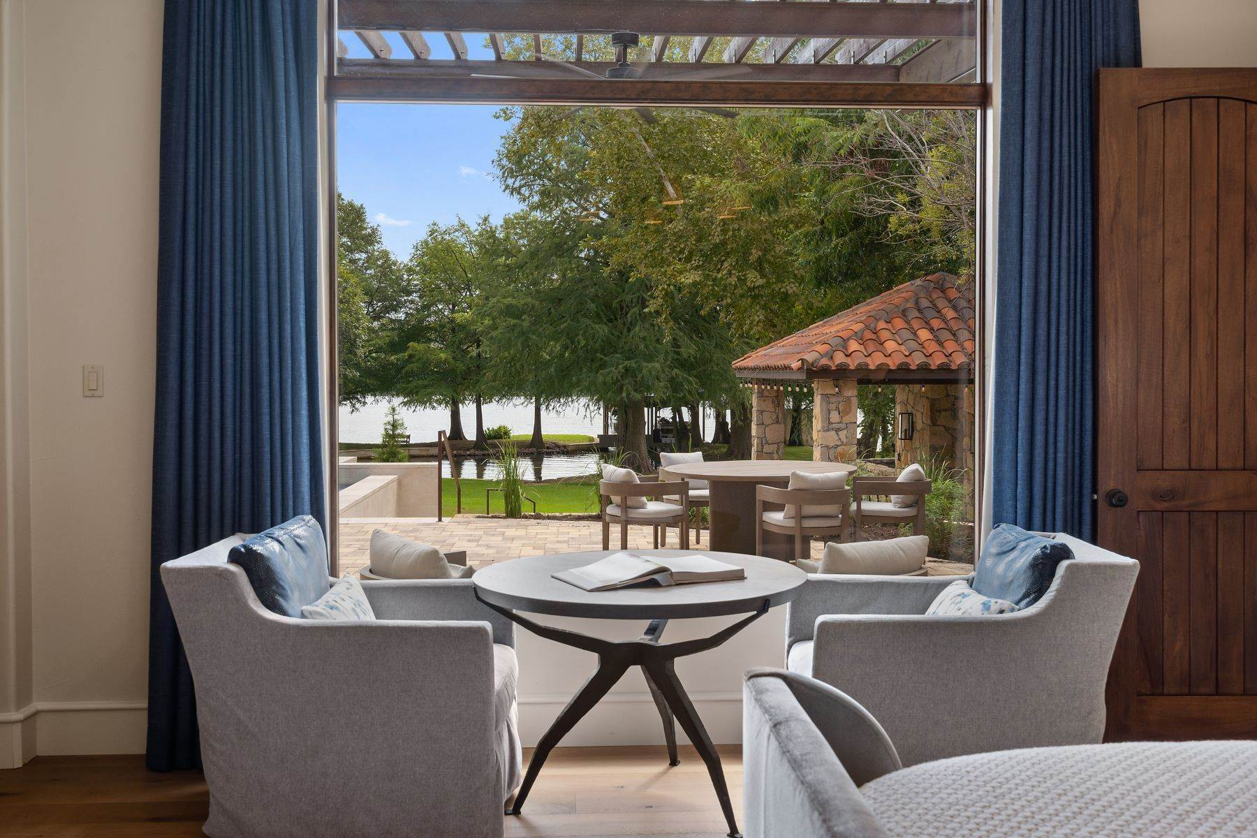 Single Family Homes for Sale at Beautiful Lake Austin Waterfront Villa 2611 Westlake Drive Austin, Texas 78746 United States