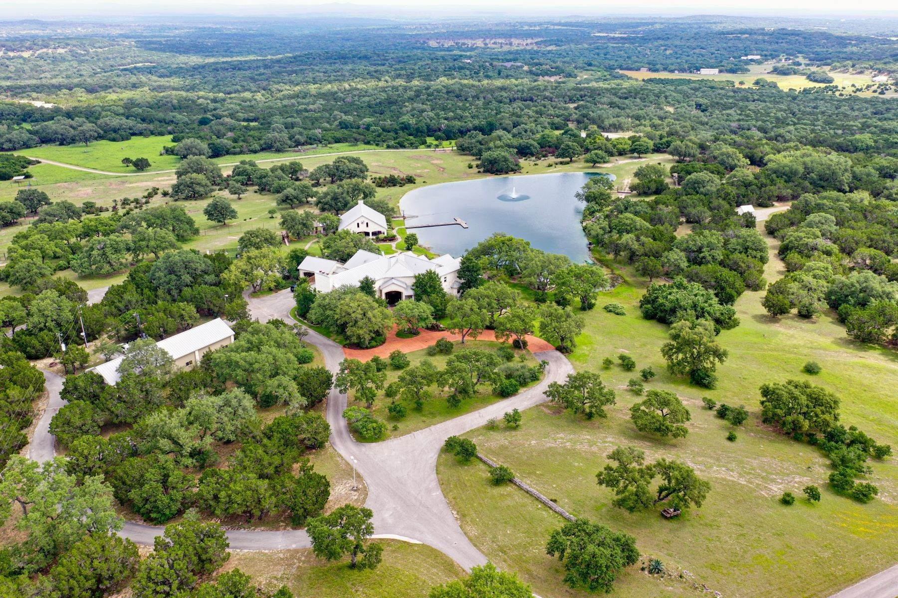 34. Farm and Ranch Properties at 1587 Limestone Ledge Spring Branch, Texas 78070 United States