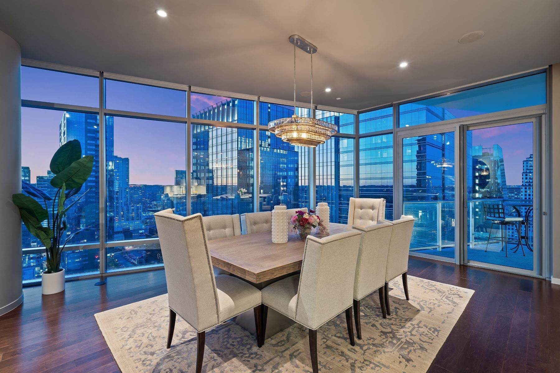 Condominiums for Sale at 200 Congress Avenue, Austin, TX 78701 200 Congress Avenue, #27EG Austin, Texas 78701 United States