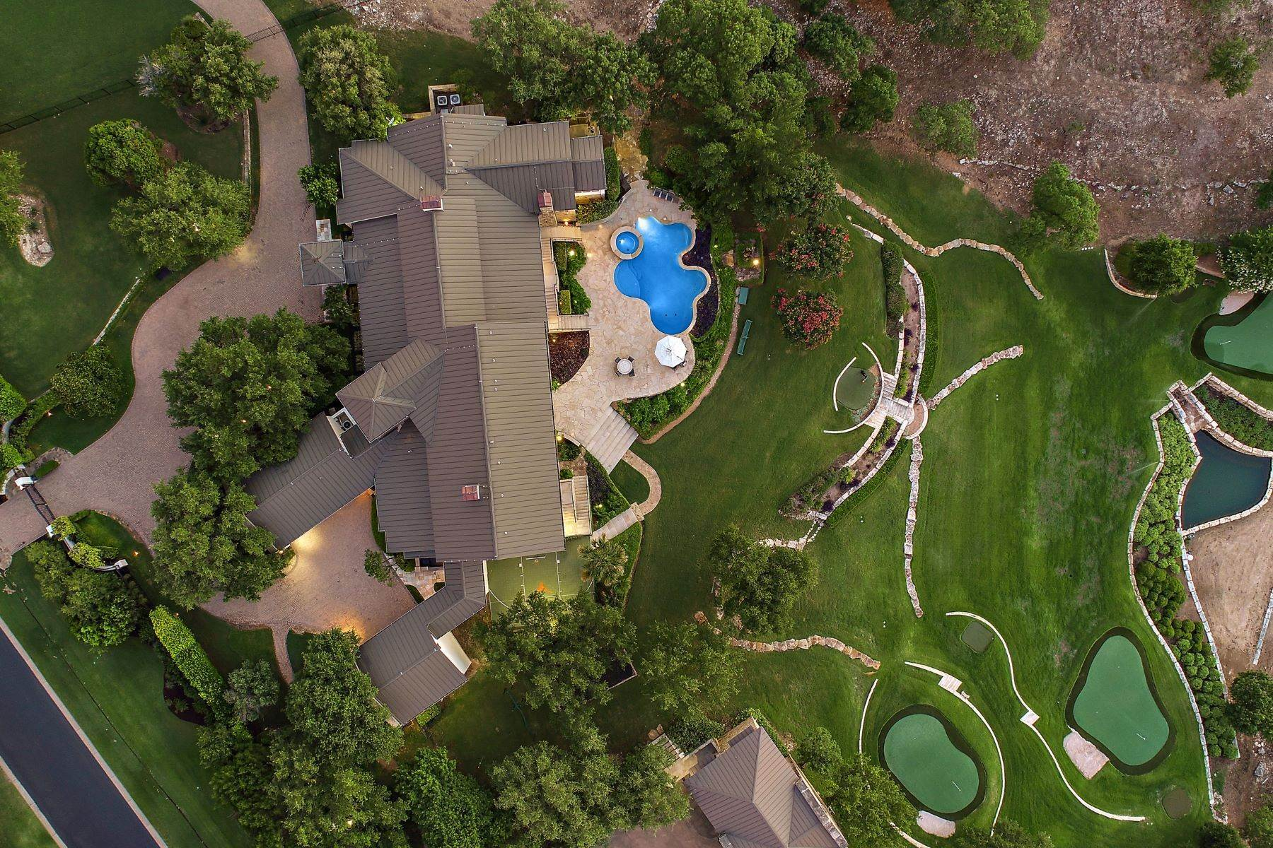 Single Family Homes for Sale at Eagle Ridge Private Resort 7841, 7849 and 7855 Escala Drive Austin, Texas 78735 United States