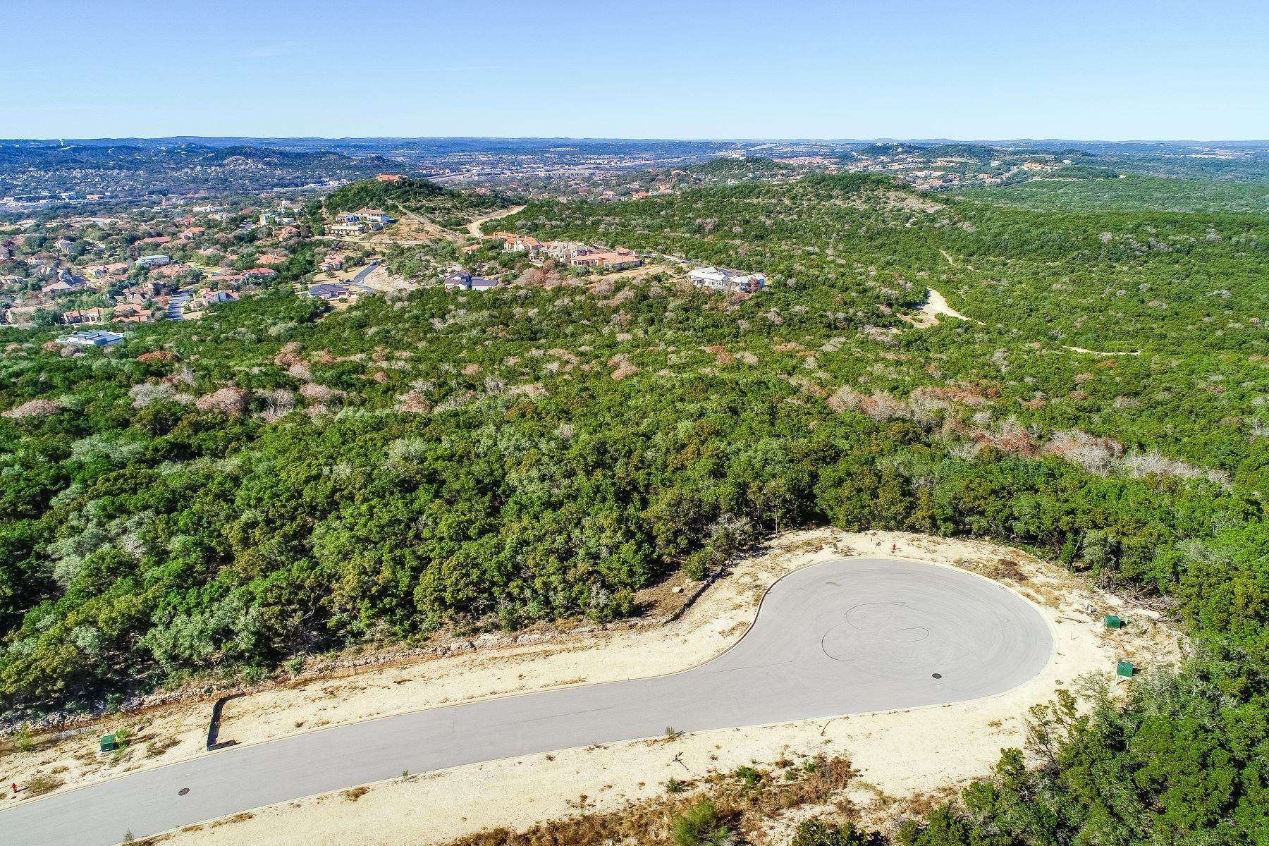 Land for Sale at Private Hilltop Property in the Exclusive Dominion 5903 Camino Alturas San Antonio, Texas 78257 United States