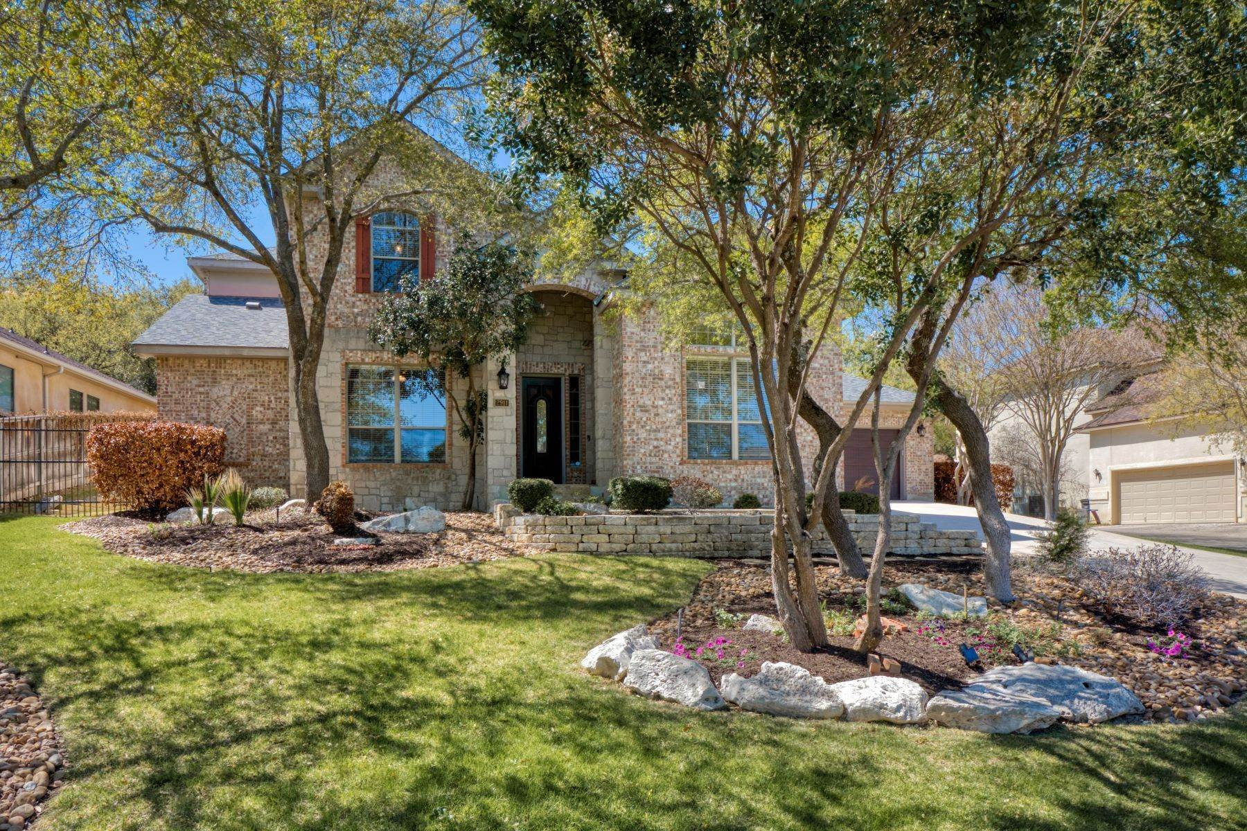 Single Family Homes for Sale at 2911 Ivory Creek, San Antonio, TX 78258 2911 Ivory Creek San Antonio, Texas 78258 United States