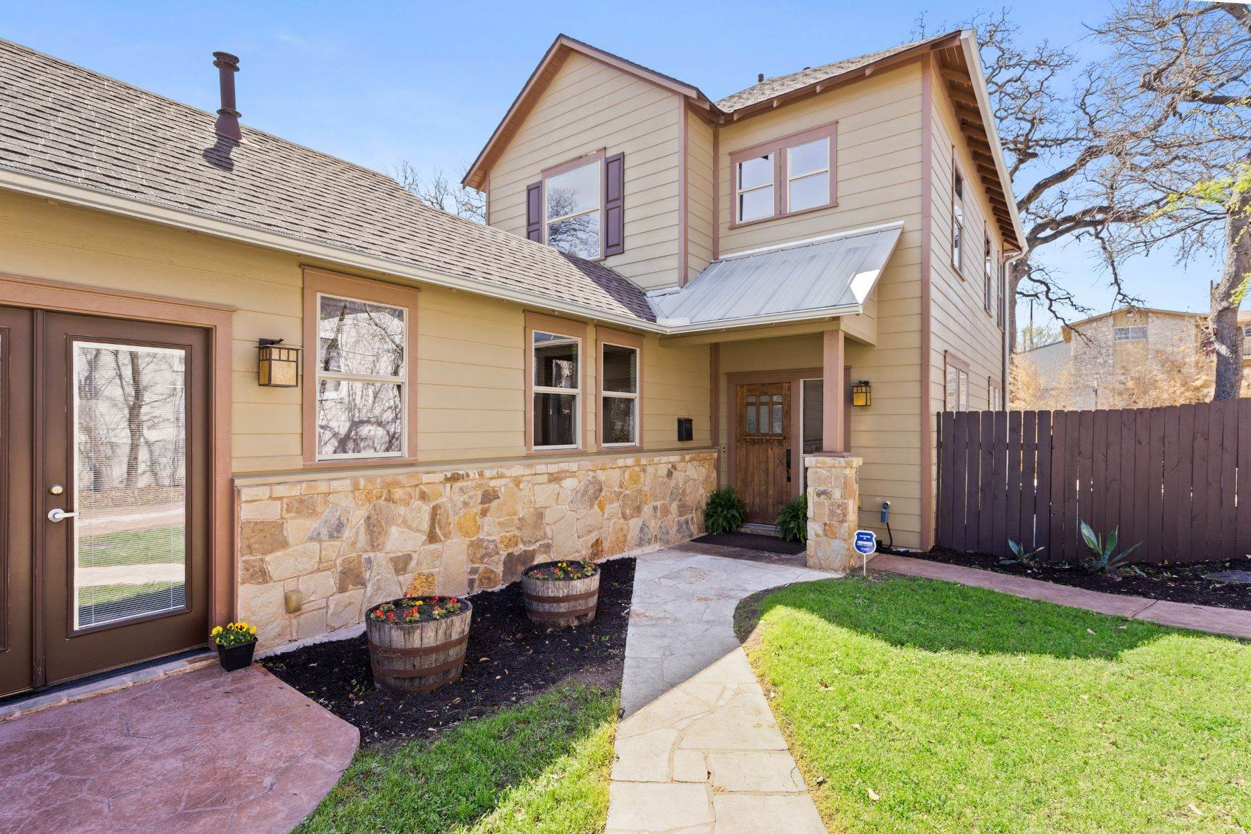 Single Family Homes for Sale at For Sale in North University 205 East 33rd Street Austin, Texas 78705 United States