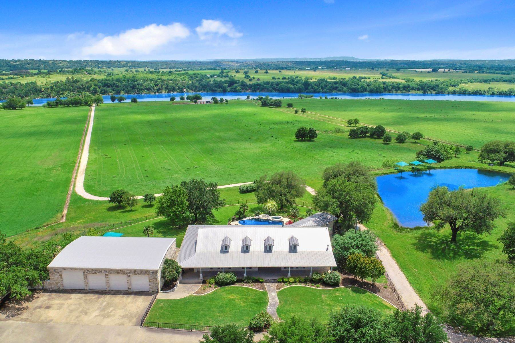 Single Family Homes for Sale at 575 Cimarron Ranch Road, Marble Falls, TX 78654 575 Cimarron Ranch Road Marble Falls, Texas 78654 United States