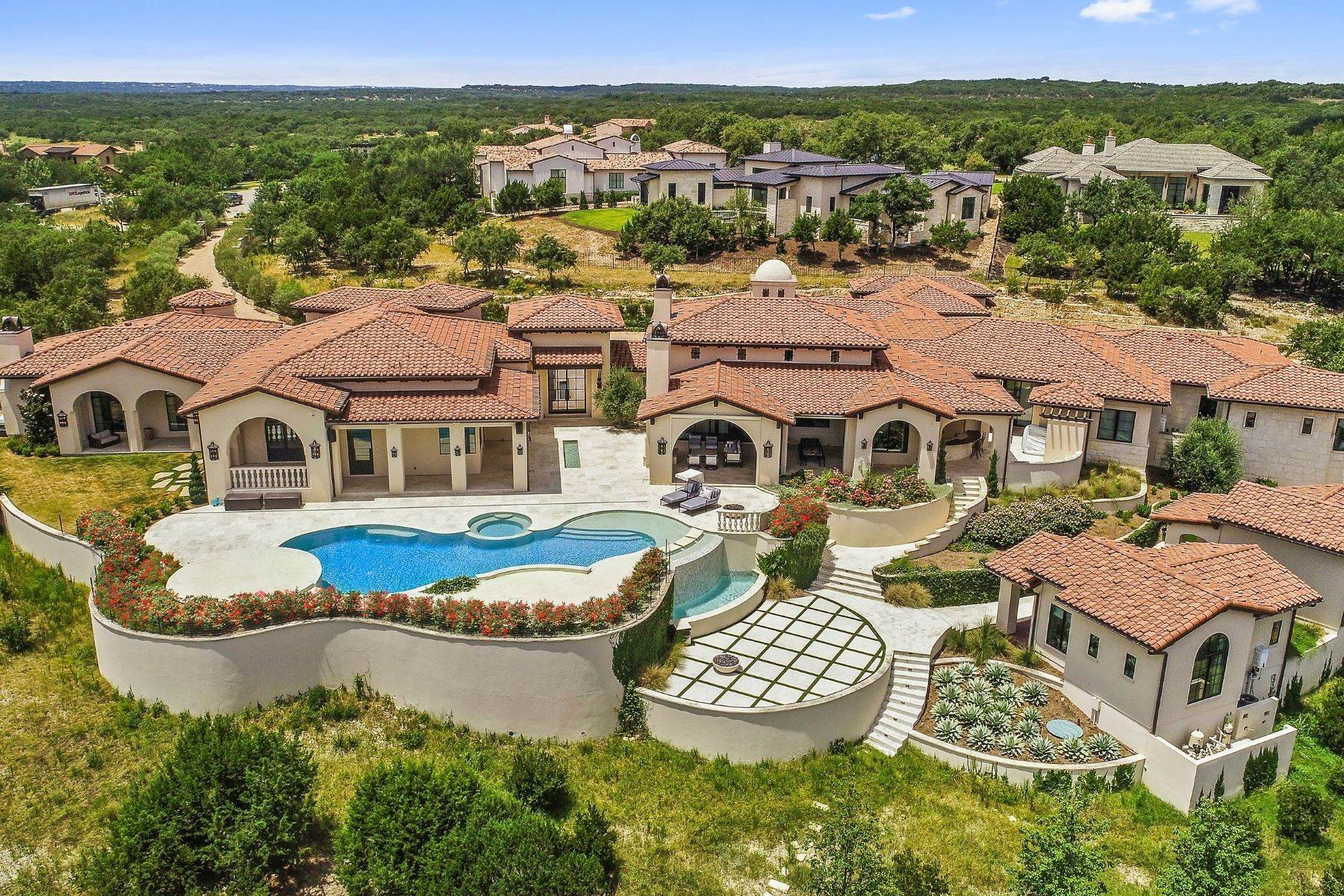 Single Family Homes for Sale at Casa Krause Austin, Texas 78738 United States