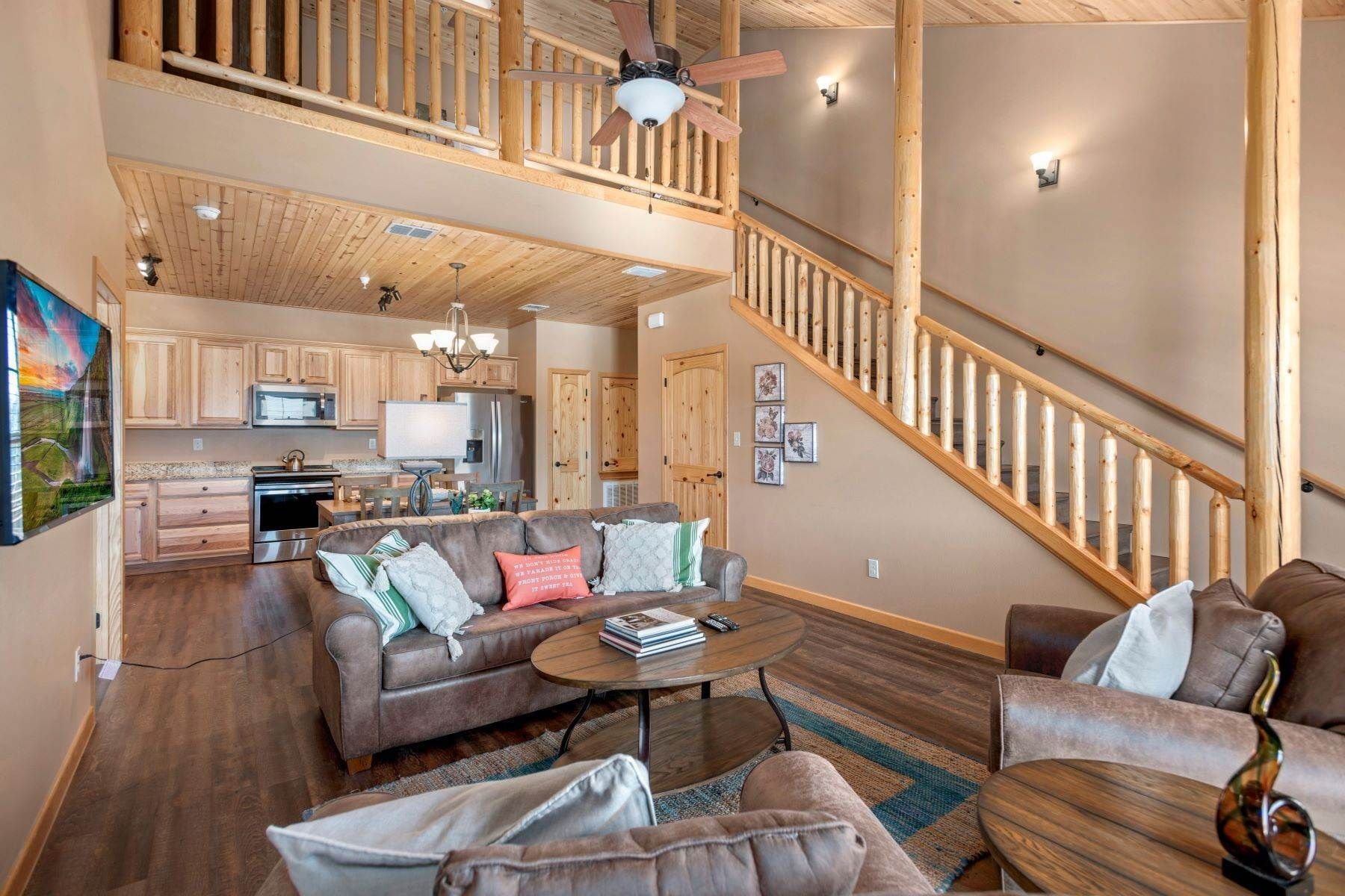 Condominiums for Sale at Fully Furnished Condo in Historic Gruene 1554 Gruene Rd Unit A15 New Braunfels, Texas 78130 United States