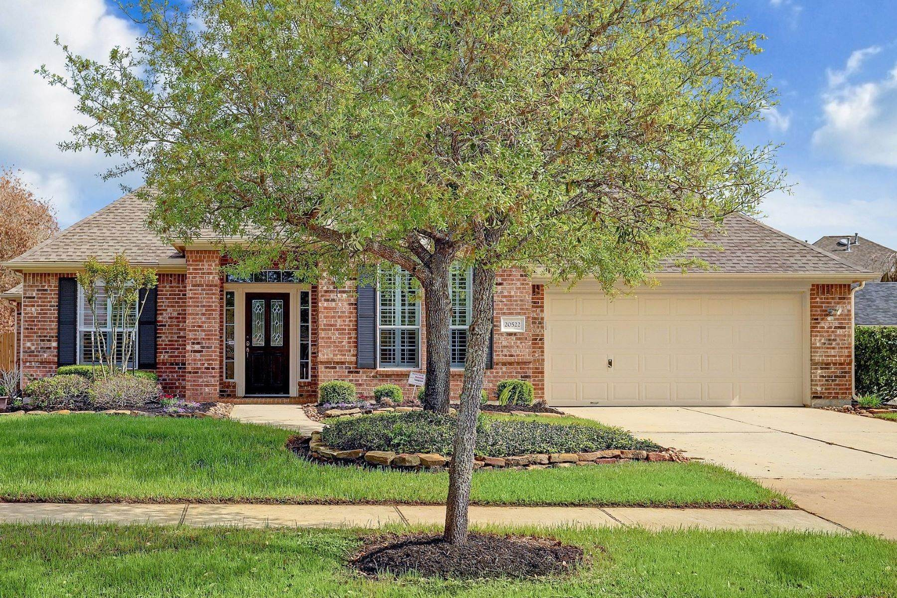 Single Family Homes for Sale at 20522 Crescent Arbor Lane Spring, Texas 77379 United States