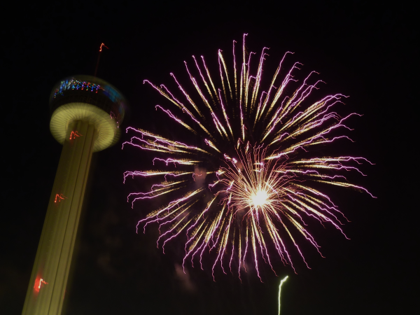 New Year's San Antonio